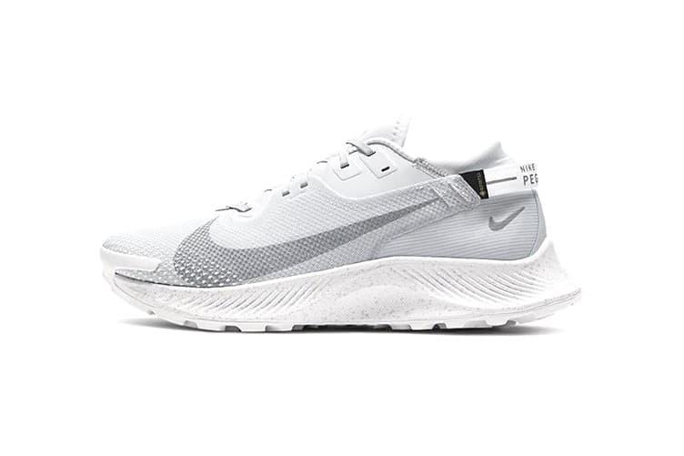 Nike Pegasus Trail 2 GTX 最新人氣白灰配色發佈
