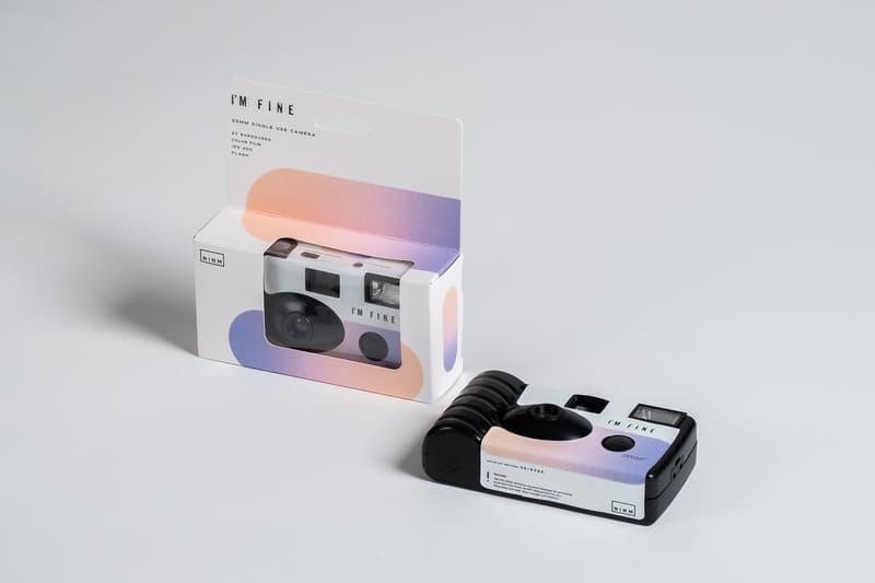 NINM Lab 三代目「I'M FINE」菲林相機正式發佈