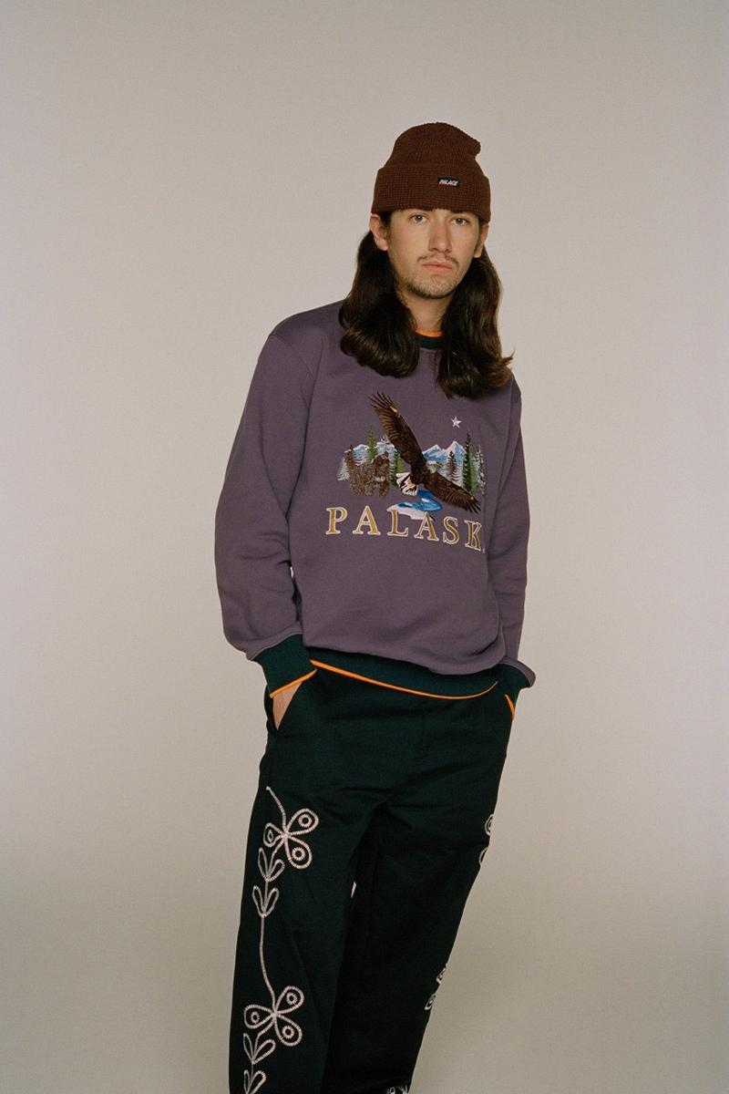 Palace Skateboards 2020 假日系列 Lookbook 正式登場