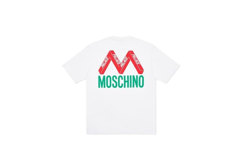 Palace Skateboards x Moschino 全新聯乘系列正式發佈