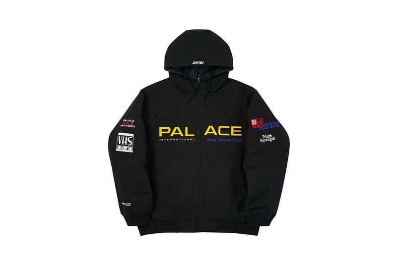 Palace Skateboards 2020 假日外套與夾克系列