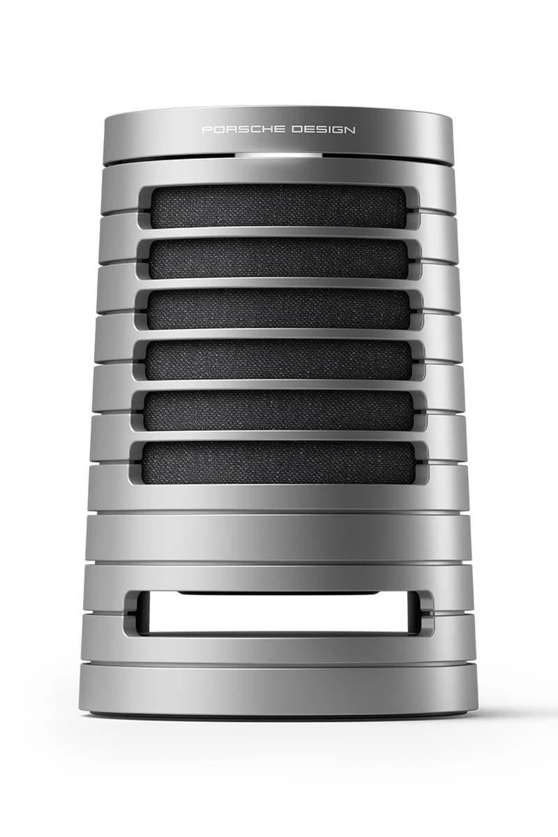 Porsche Design 推出全新鋁金屬物料無線揚聲器