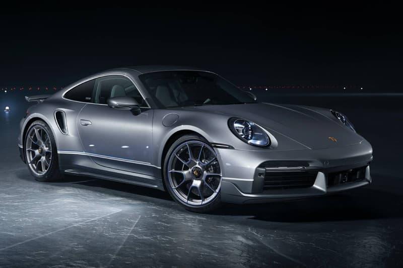 Porsche 攜手巴西航空工業打造極限量 10 輛 911 Turbo S 別注車款
