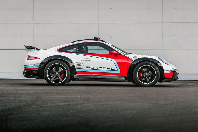 Porsche 曝光 911、Boxster 和 Macan 等原型概念車款