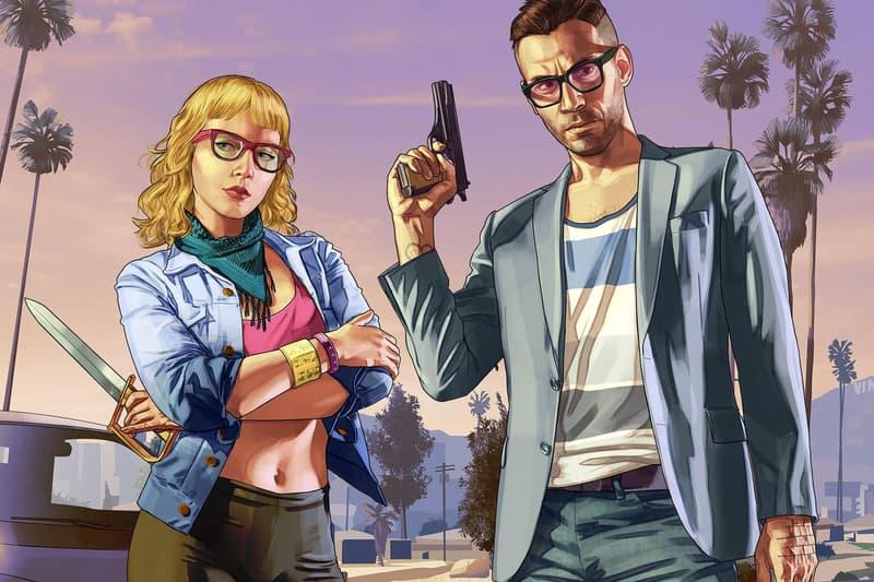 Rockstar Games 正式宣佈多款《GTA》系列遊戲皆可在 PlayStation 5 上遊玩