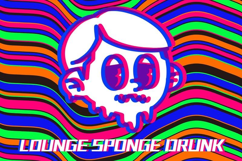 醜 Sponge x Lounge Shot Drunk 攜手 YELLOW、莫宰羊打造兩週年聯名音樂派對