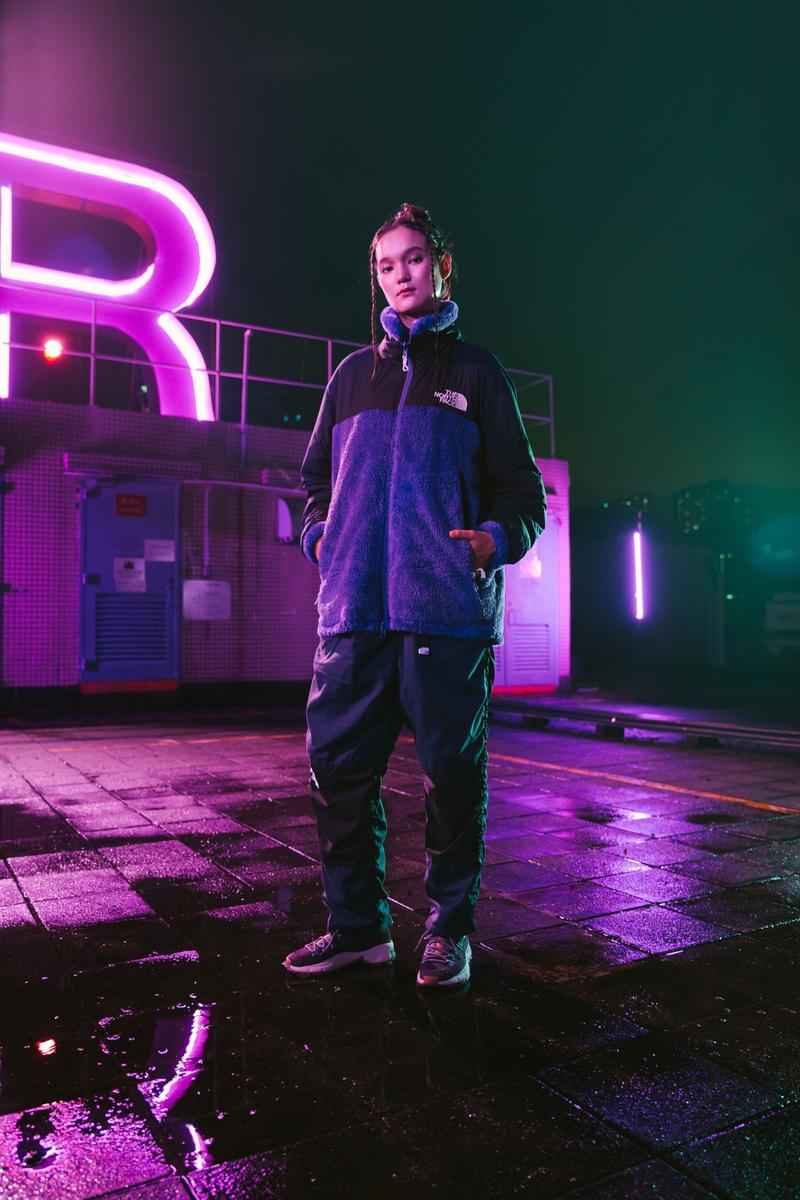 The North Face Urban Exploration 秋冬膠囊系列「Cyber Grape」正式登場