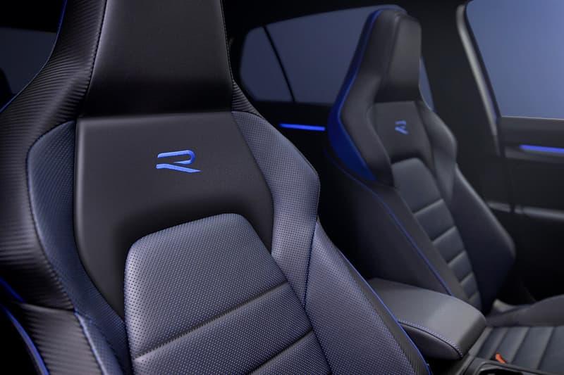 Volkswagen 正式發表全新 2022 年式樣 Golf R 車款