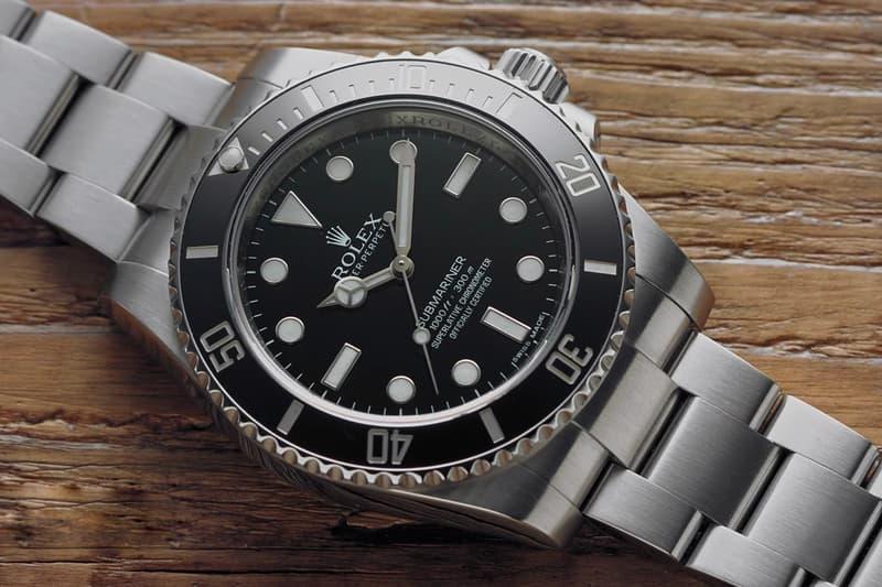 Watchfinder & Co. 揭示 2020 年度最具人氣奢華錶款