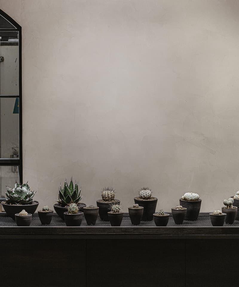 台灣新興植物單位 0343 CONSERVATORY 開幕情報正式公開