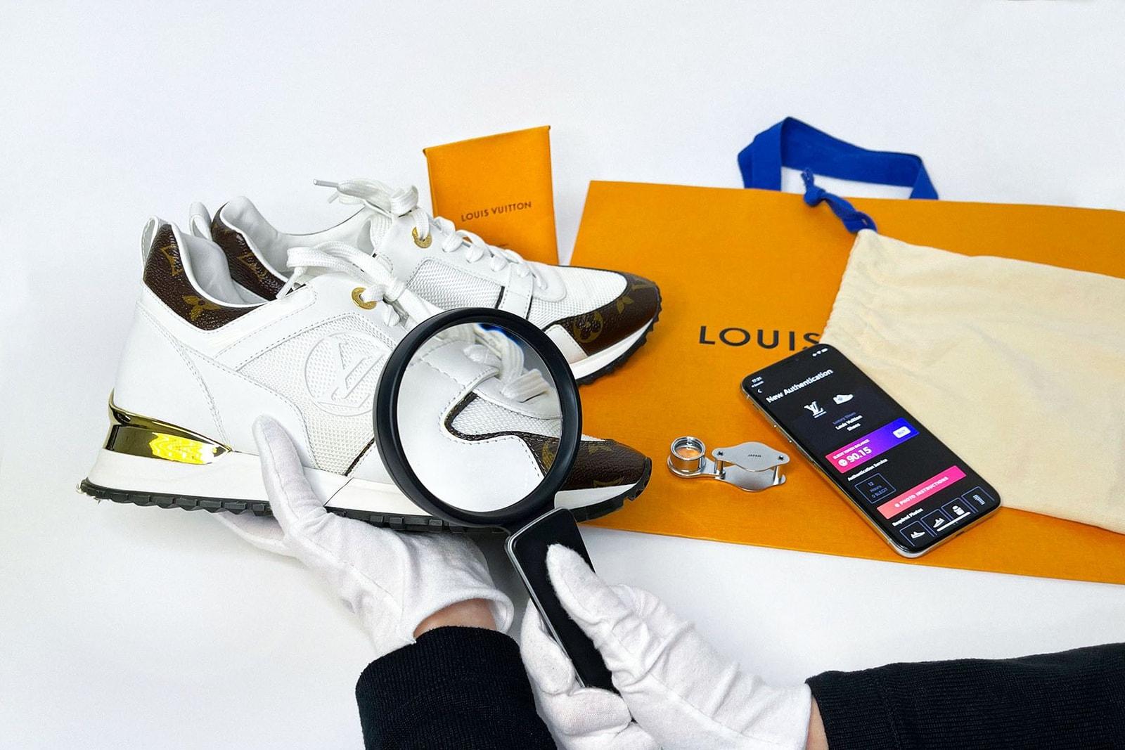 LEGIT APP,專業鑒定球鞋、潮流時裝、奢侈品手袋等時尚產品