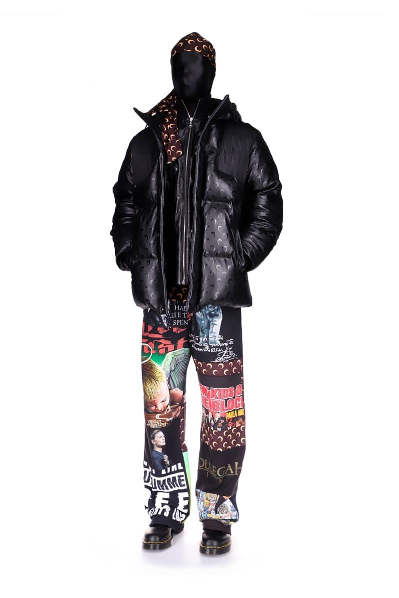 A$AP Rocky 主理之 AWGE x Marine Serre 全新膠囊系列正式發佈