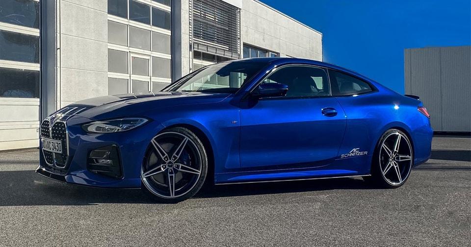 AC Schnitzer 發表全新 BMW 4-Series 改裝車款