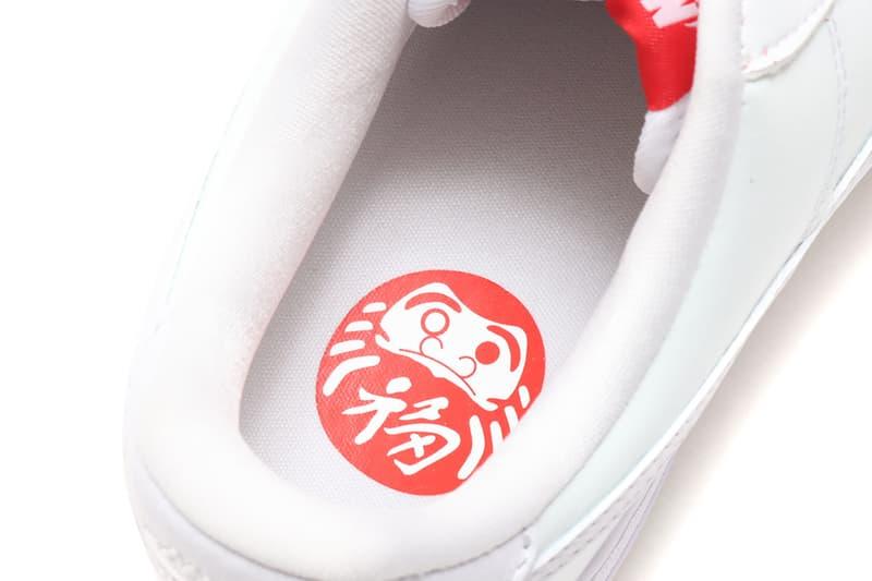 Nike Air Force 1 Low 傳奇配色「I Believe 達磨」即將復刻發售