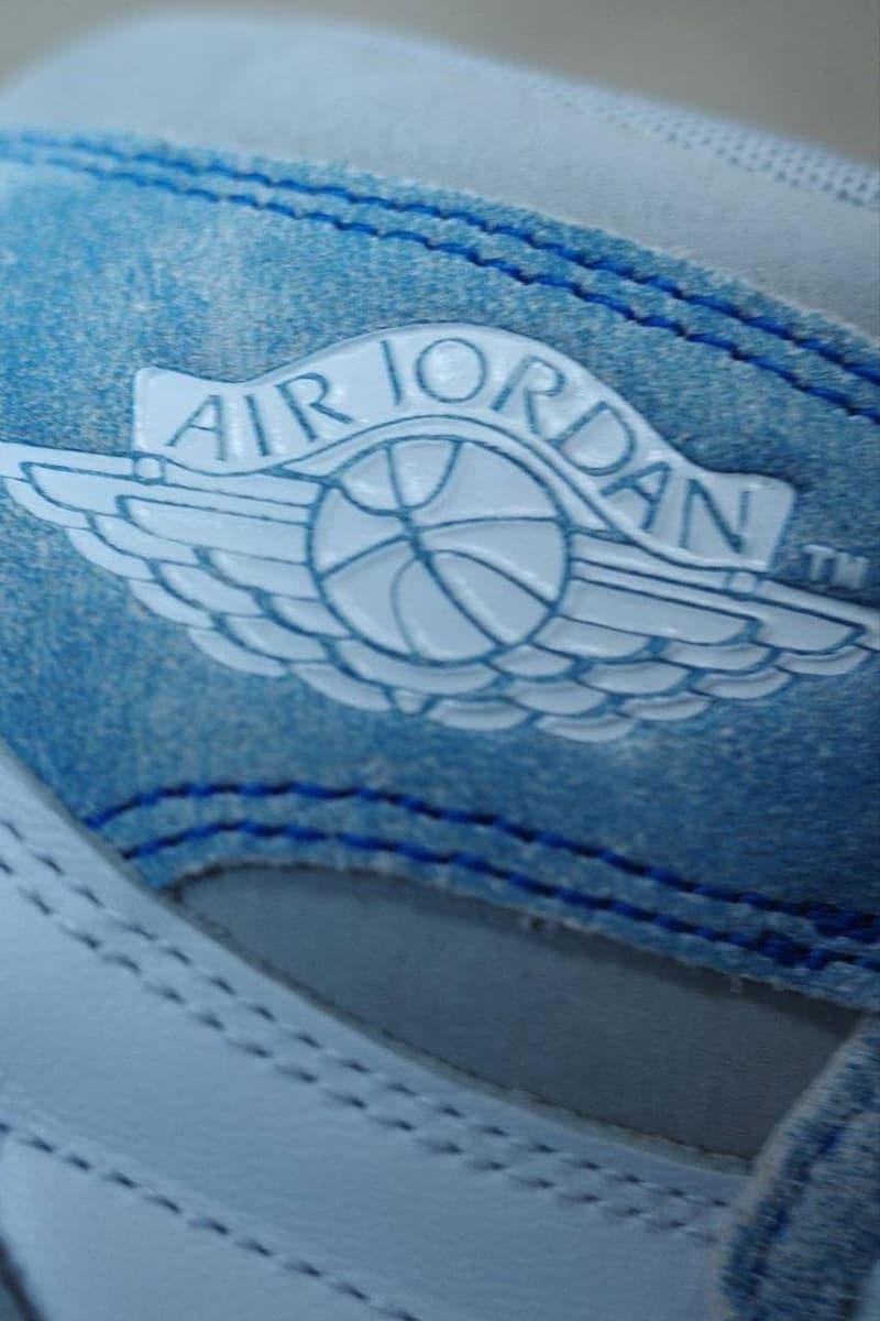 率先近賞 Air Jordan 1 Retro High OG 全新配色「Hyper Royal」