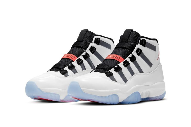 Air Jordan 11 Adapt 自動綁帶鞋款官方圖輯、發售情報公佈