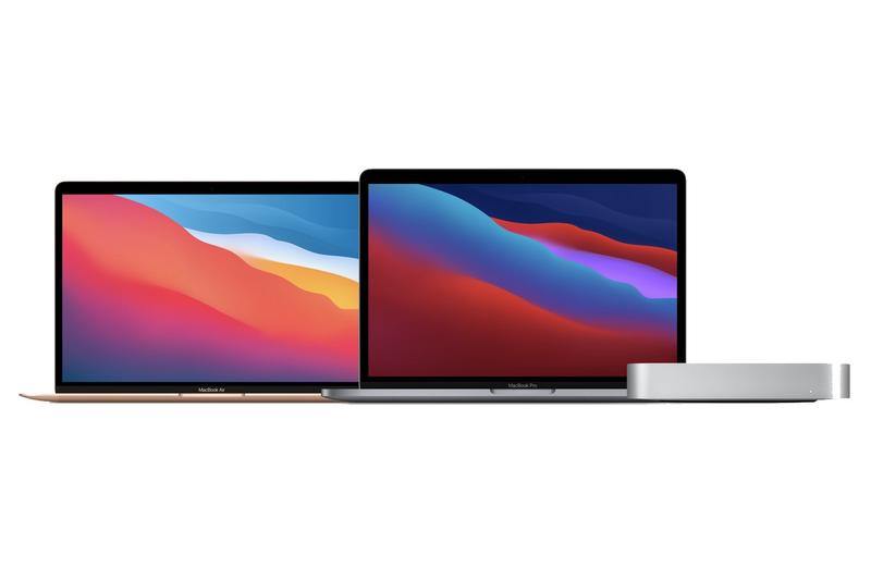 Apple 新一代 M1 MacBook Air、13 吋 MacBook Pro 與 Mac mini 台灣正式開賣