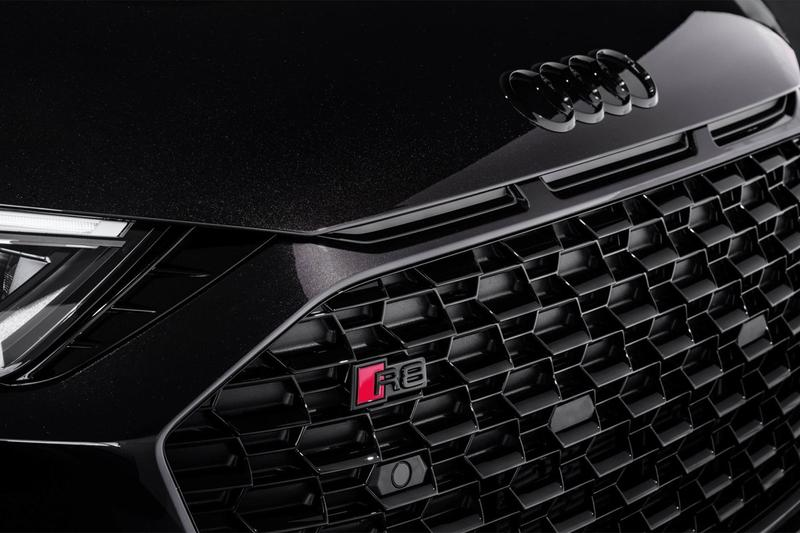 Audi R8 正式發表限量 100 輛 Panther 別注車型