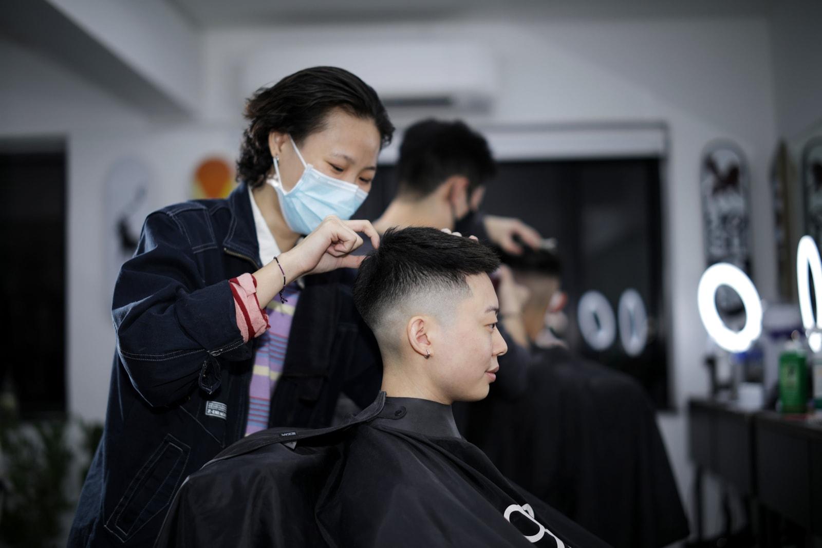 新派滑板概念 Bully Fades Barbershop 正式開幕