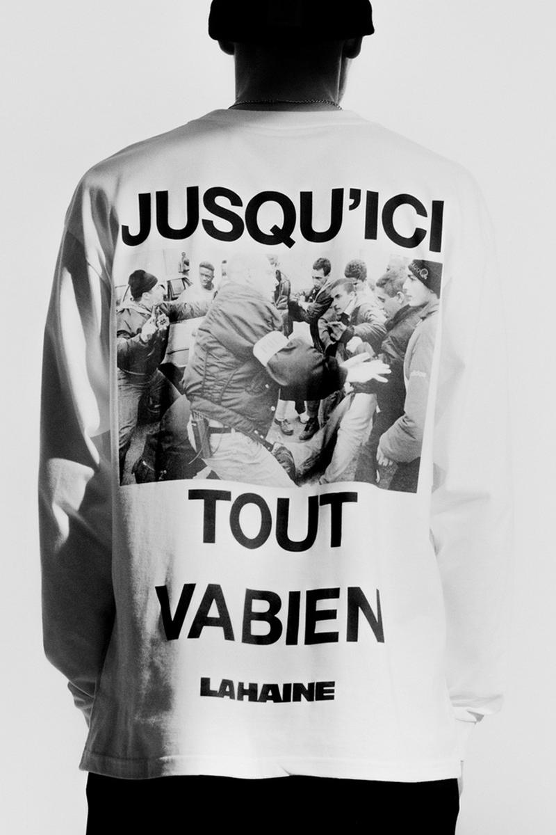 Carhartt WIP 推出經典法國電影《La Haine》上映 25 週年聯名膠囊系列