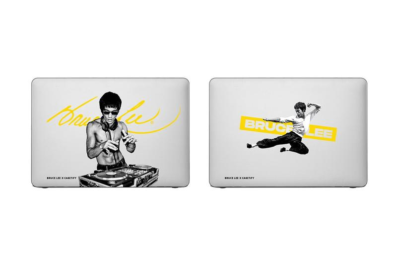 CASETiFY 推出全新「Bruce Lee」系列聯乘配件系列