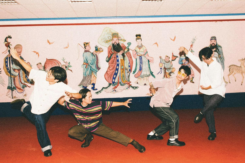 台灣另類搖滾樂團 deca joins 第二張專輯《鳥鳥鳥》正式上線