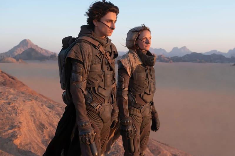《Dune》製作公司 Legendary Entertainment 計畫控告 Warner Bros.