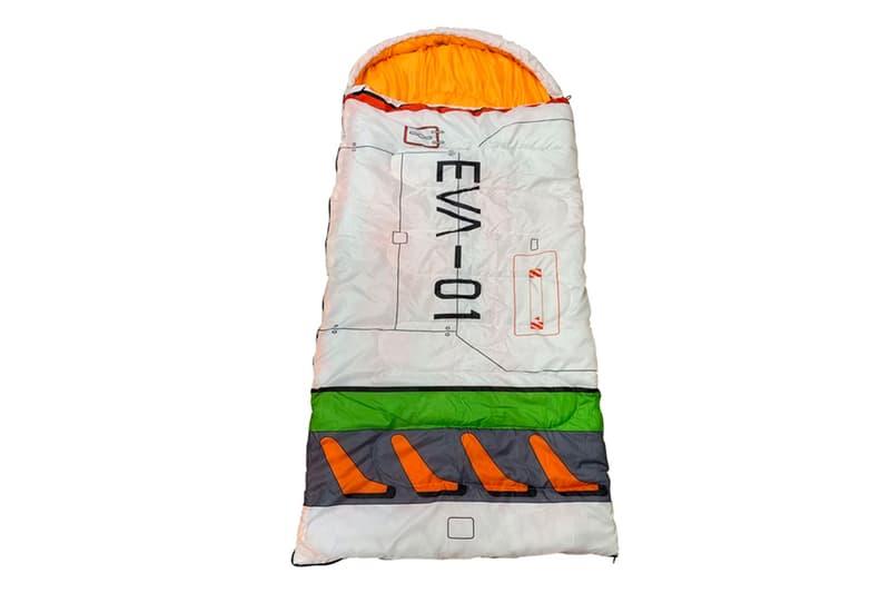 Evangelion Store 推出《新世紀福音戰士》「插入栓」造型別注睡袋