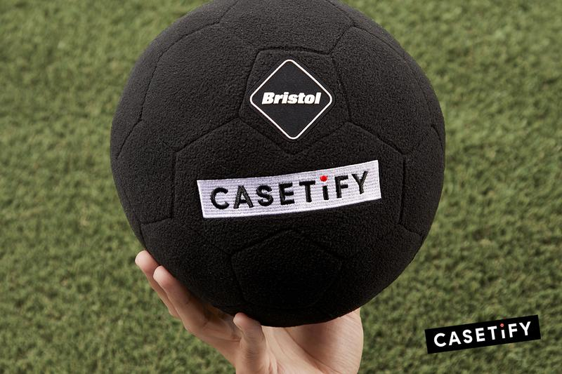 CASETiFY 與 F.C. Real Bristol 首度組隊推出聯乘系列