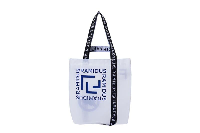 fragment design x RAMIDUS 全新聯乘系列正式發佈