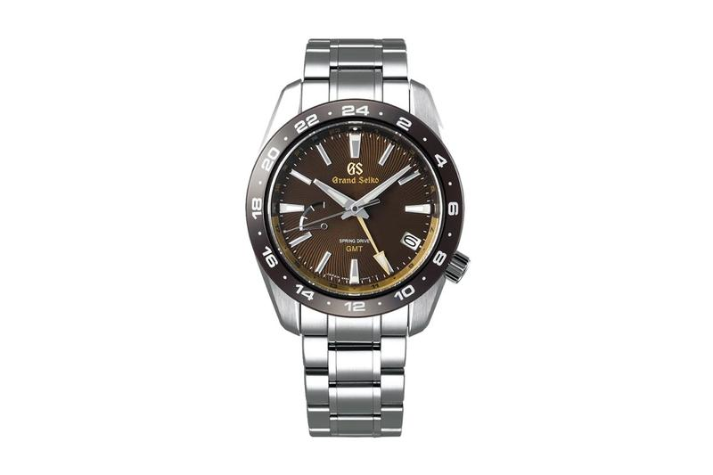 Grand Seiko 發表全新 Spring Drive GMT 腕錶