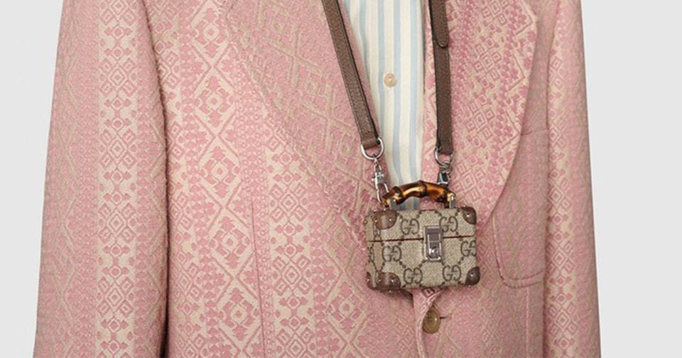 Gucci 推出要價 $1,100 美元 Apple AirPods Pro 保護殼