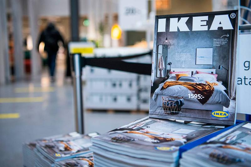 IKEA 正式宣佈將停止發行實體型錄