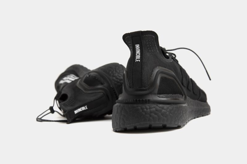 Day 01:送出 INVINCIBLE x adidas 聯乘系列「UNSTOPPABLE PACK」(台灣限定)