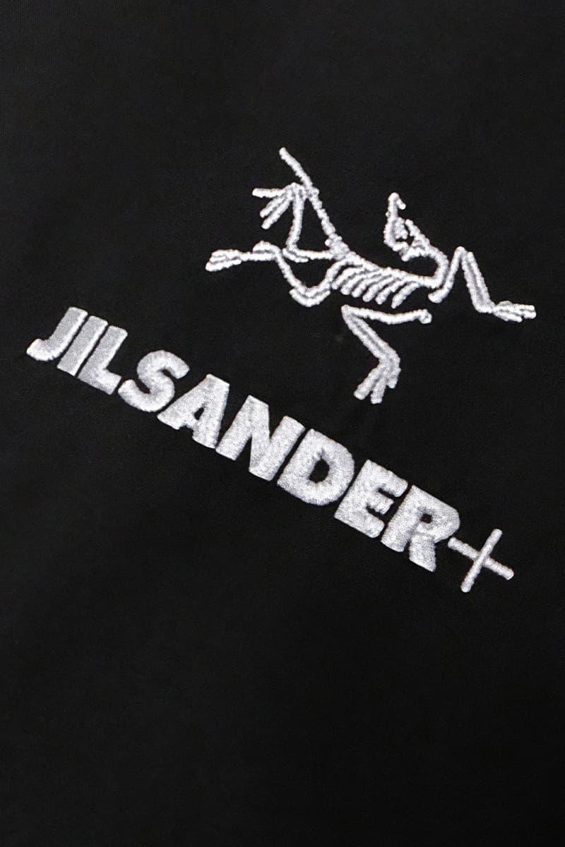 Jil Sander 攜手 Arc'Teryx 將於 2021 年推出聯名運動服系列