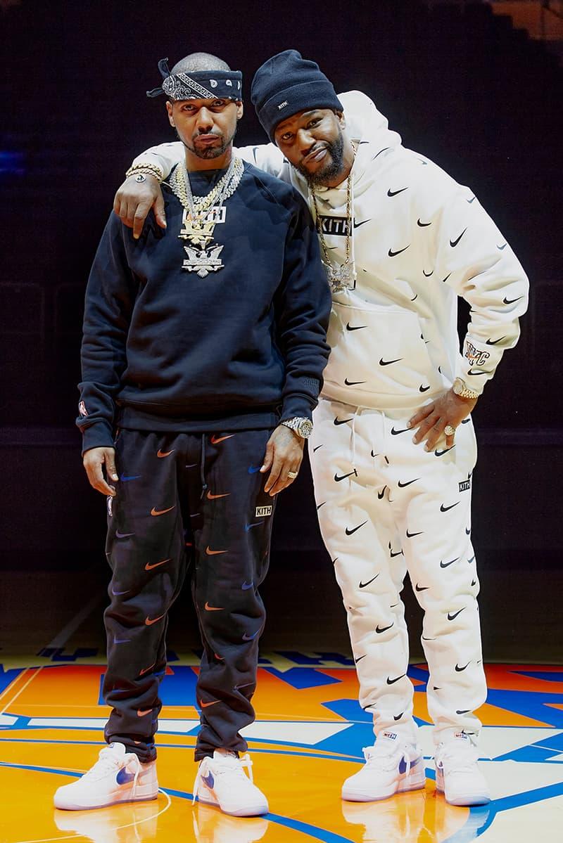 Nike x KITH x New York Knicks 最新三方聯名系列正式登場