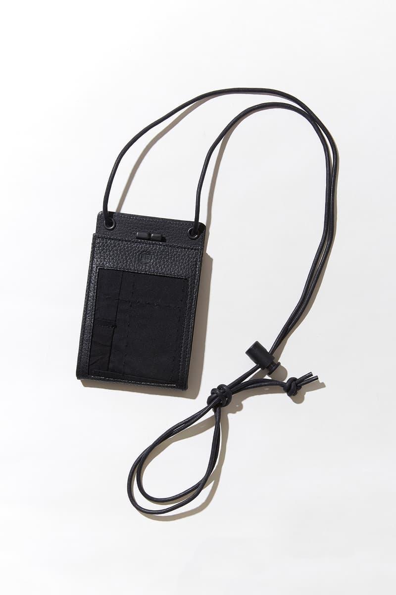 KUON 攜手日本配件品牌 yorozu 打造首款背掛式錢包