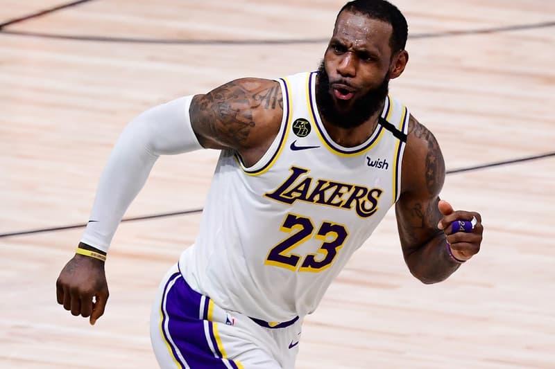 LeBron James 與 Los Angeles Lakers 續簽 2 年 $8,500 萬美元合約