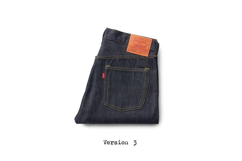 Levi's Vintage Clothing推出全新限量系列「Perfect Imperfection」