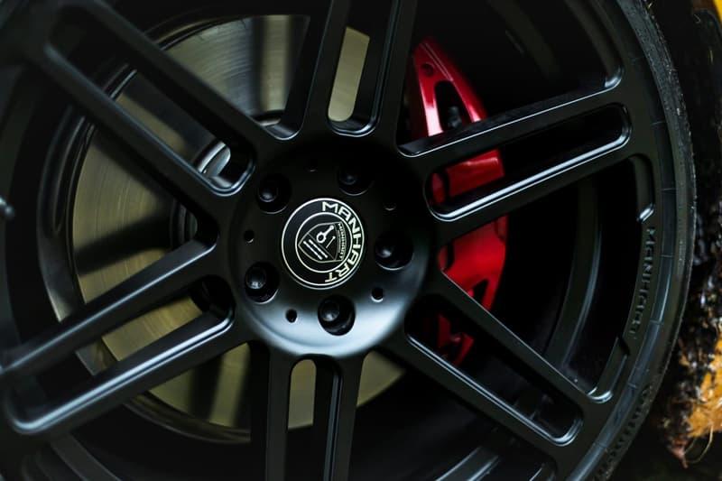 MANHART 發表全新 ToyotaSupra 全新動力強化車型「Supra GR 550」