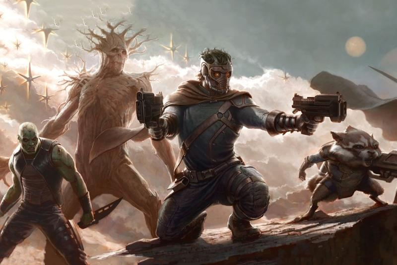 Marvel 宣佈《Guardians of the Galaxy》知名英雄「星爵 Star-Lord」為雙性戀角色