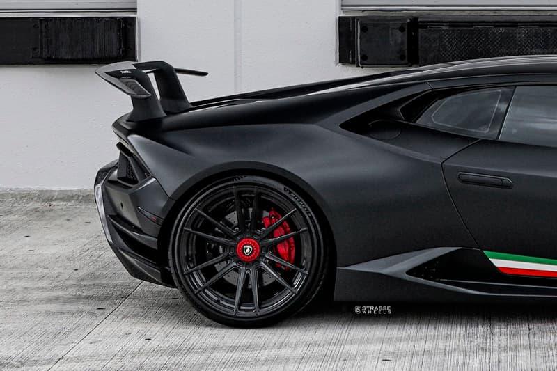 SelfMade Motorsports 打造 Lamborghini Huracan Performante 渦輪強化改裝車型