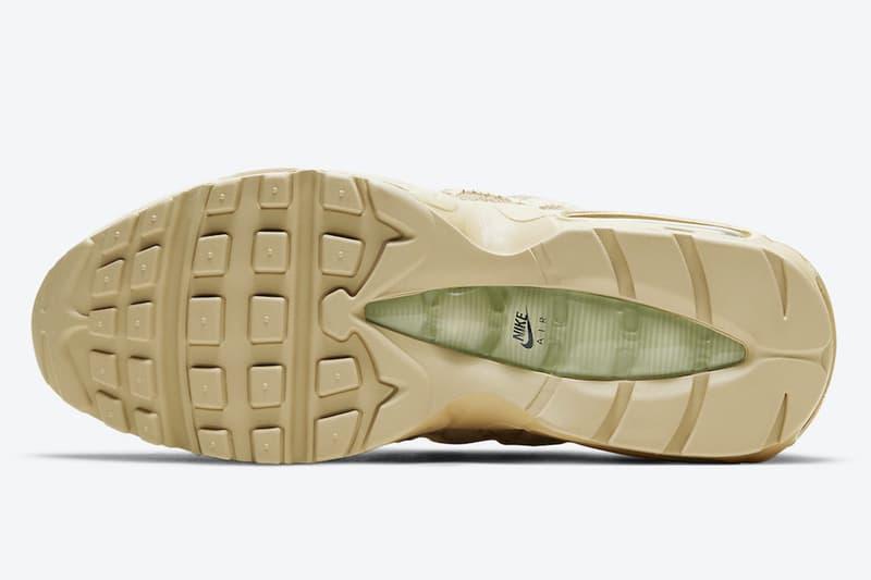 Nike Air Max PRM 95 全新別注配色「Grain」發佈