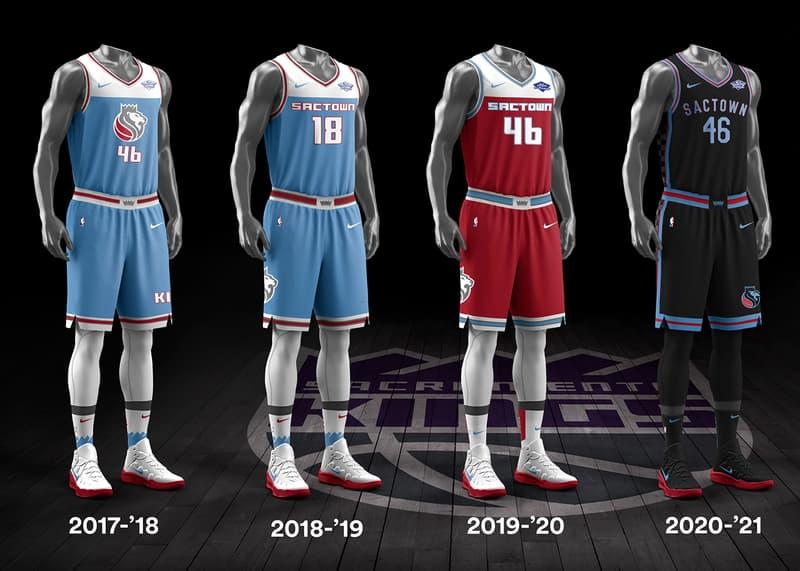 Nike 正式發表 2020-2021 NBA 最新「城市版」球衣設計