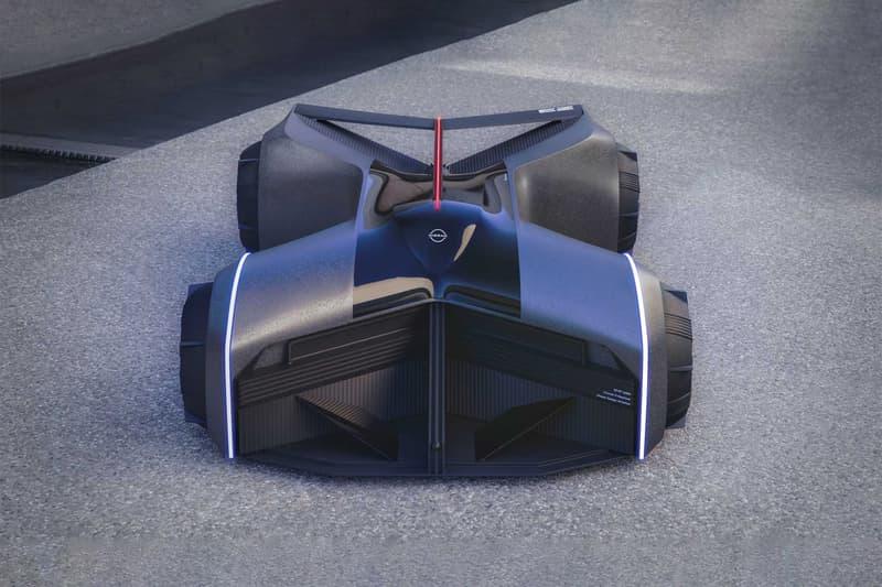 Nissan 打造全新 GT-R (X) 2050 概念車款