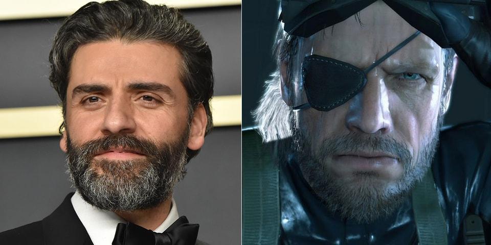 《Metal Gear Solid 潛龍諜影》真人版電影主角「Snake」將由 Oscar Isaac 飾演
