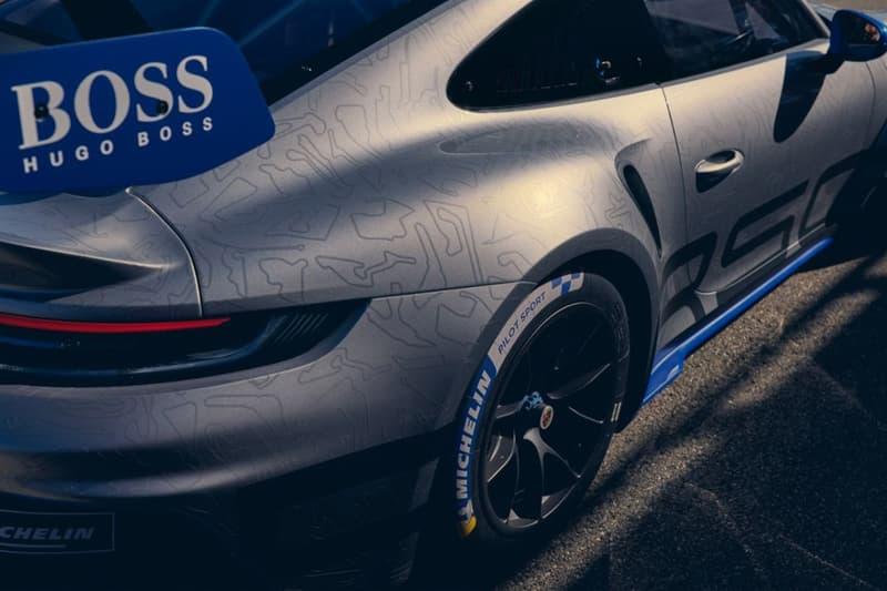 Porsche 正式發表全新 911 GT3 Cup Racer 車款