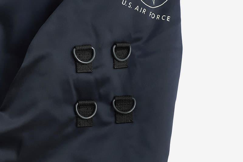 PORTER × BUZZ RICKSON'S 聯名 MA-1 夾克正式發佈