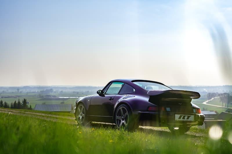 RUF Automobile 發表 Porsche 911 全新改裝計畫「RCT Evo」