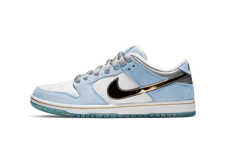 Sean Cliver x Nike SB Dunk Low 全新聯乘鞋款官方圖輯正式公開